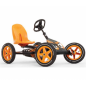 Preview: BERG Buddy PRO schwarz orange