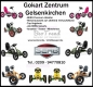 Mobile Preview: BERG Gokart New Holland BFR-3 Gänge Traktor inklusive Soziussitz Lux