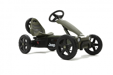 BERG Jeep Adventure Rally Gokart