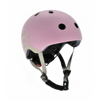 Scoot and Ride Helm XS rosa 45 - 51 cm