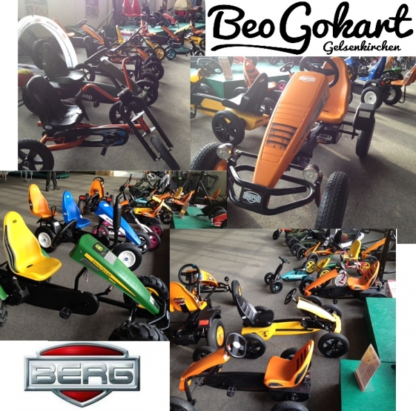 Berg Gokart X-Cross BFR orange