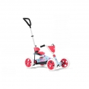 BERG Gokart Buzzy Bloom 2-in-1